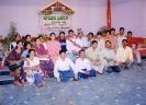 My P.G Class mates-Dec 14.2005